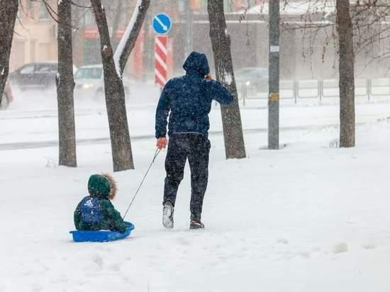 На Южном Урале начали отменять занятия в школах из-за морозов