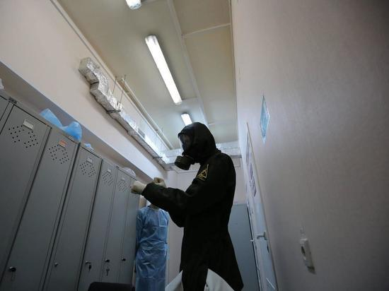 В Волгоградской области коронавирусом заразились 260 человек