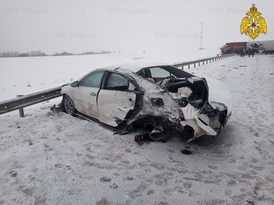 За каникулы в Калужской области в 22 ДТП ранены 34 человека, двое погибли