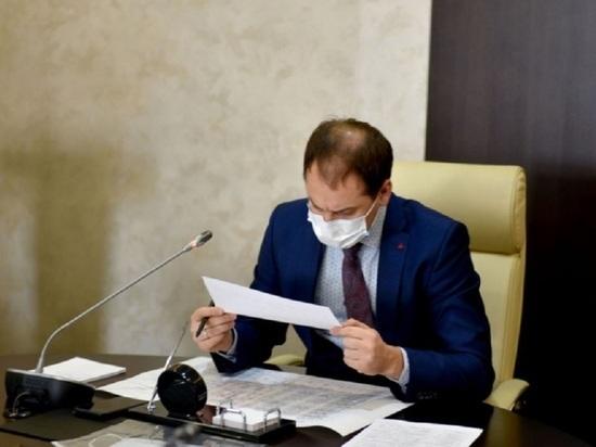 Вице-мэр Барнаула Максим Полежаев ушел в отставку по собственному желанию