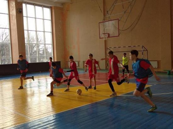 В ЛНР провели соревнования по мини-футболу
