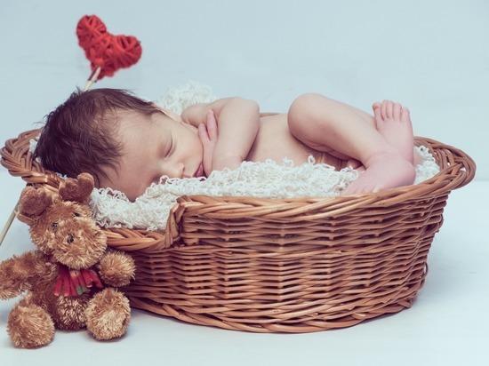 В Рязанской области в новогодние праздники родились 267 малышей