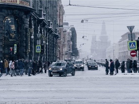 В новогодние праздники гостиницы Петербурга были загружены на 20%