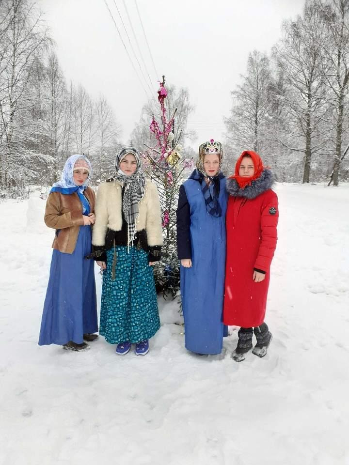 В Тверской области дома культуры провели рождественские мероприятия