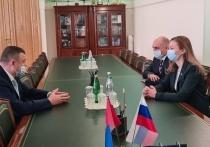 Нового исполняющего обязанности руководителя регионального УФНС представили Александру Никитину