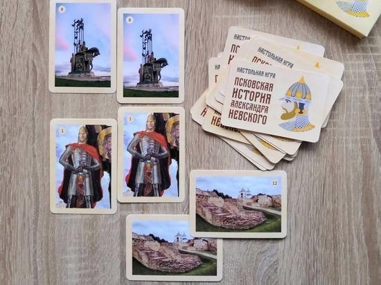 Игру по биографии Александра Невского выпустили в Пскове