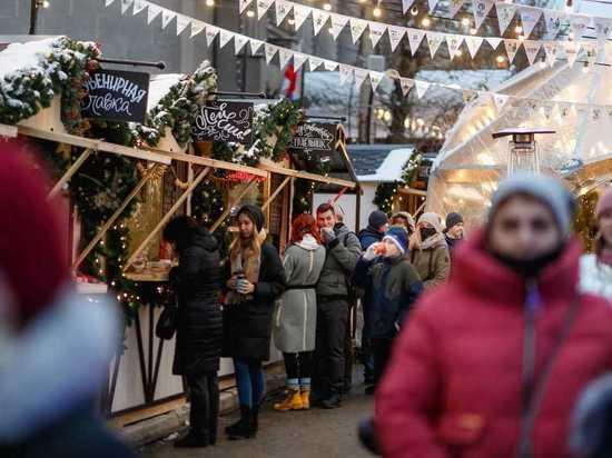 На ярмарке в Калуге продали 8200 хот-догов и 1,7 тонны сыра