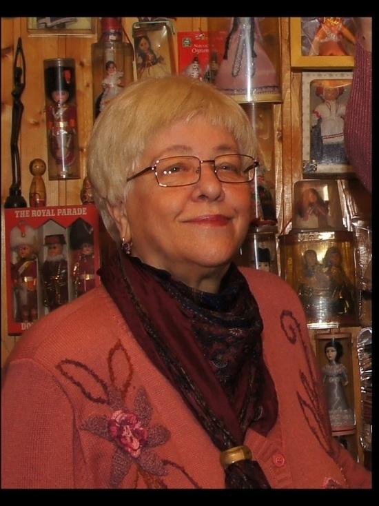В Калуге скончалась известная художница Тамара Таненкова