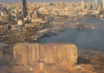 Интерпол ищет русских капитана и владельца судна после взрыва в порту Бейрута