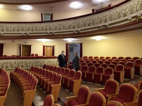 На ремонт театра драмы в Рязани выделят 139,7 млн рублей