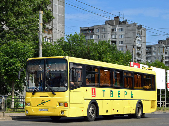 Изменилось расписание автобусов, следующих от Твери до Сандово