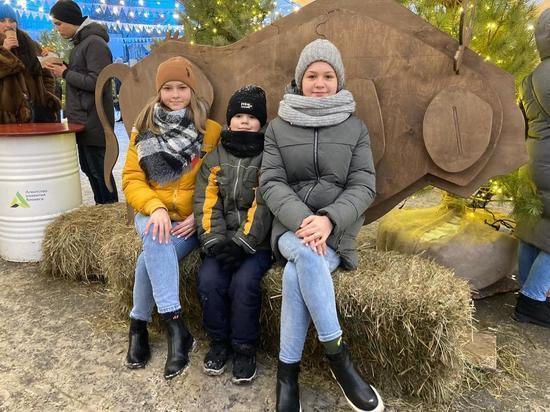 Арт-объекты новогодней ярмарки получат постоянное место дислокации в Калуге