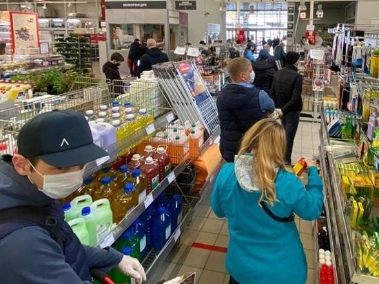Курьер службы доставки «Ленты» пытался ограбить свой же гипермаркет