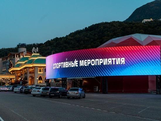 В Красной Поляне пройдет турнир по смешанным единоборствам