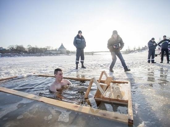 Мягкие морозы ждут псковичей на Крещение