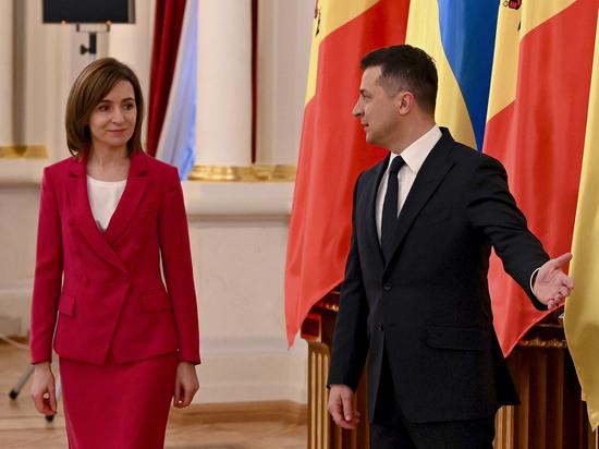 Теперь они вместе будут стремиться в ЕС