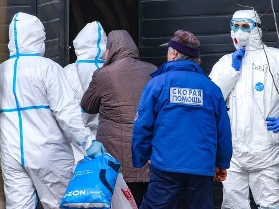 На украинской границе с Крымом начали делать экспресс-тесты на коронавирус