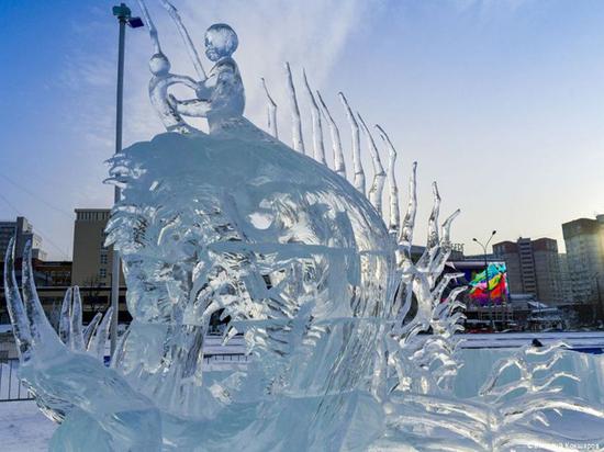 Главный приз «Зимнего вернисажа» получила команда из Екатеринбурга