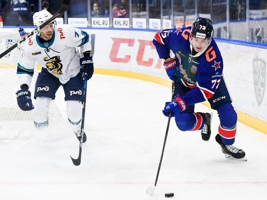 Первая победа в 2021 году: СКА обыграл «Сочи» со счетом 3:1