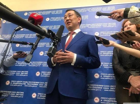 Глава Якутии поздравил работников полиграфии и СМИ с Днём печати