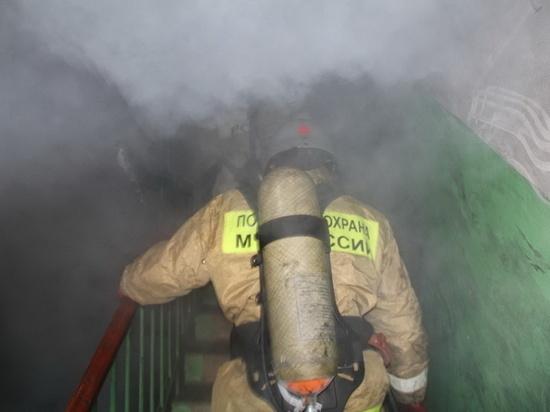В Ивановской области в МКД сгорел электрощит