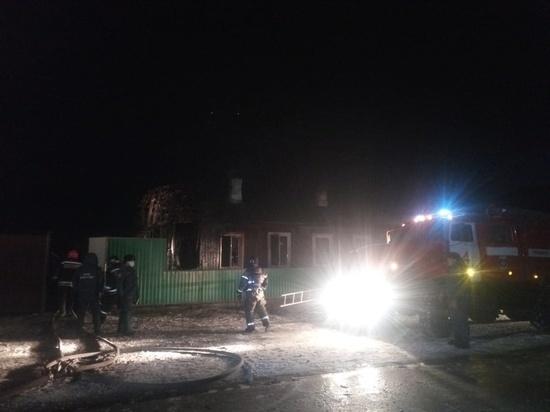 В Хакасии за сутки произошло 6 пожаров: погибли люди и куры