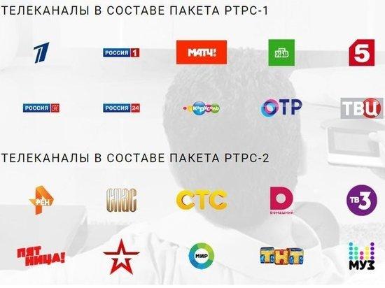 18 января временно прекратится трансляция эфирных телеканалов