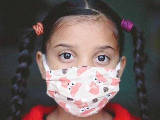 Врачи рассказали о воздействии британского штамма коронавируса на детей
