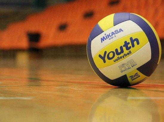 """Волейбольный """"Кузбасс-2"""" поедет в Новосибирск на пятый тур Молодёжной лиги"""