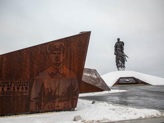 В Тверской области больше шести тысяч человек посетили Ржевский мемориал в новогодние праздники