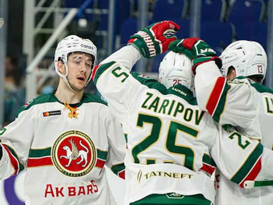 Казанский «Ак Барс» удерживает лидерство в индексе силы КХЛ