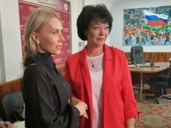 Экс-кандидат в губернаторы Забайкалья Шпак возглавила центр «Моего бизнеса»