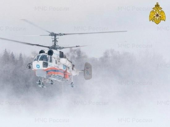 Санитарная авиация продолжает спасать жизни людей в Тверской области