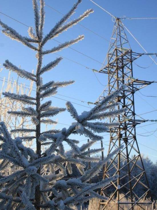 Энергетики переведены в режим повышенной готовности