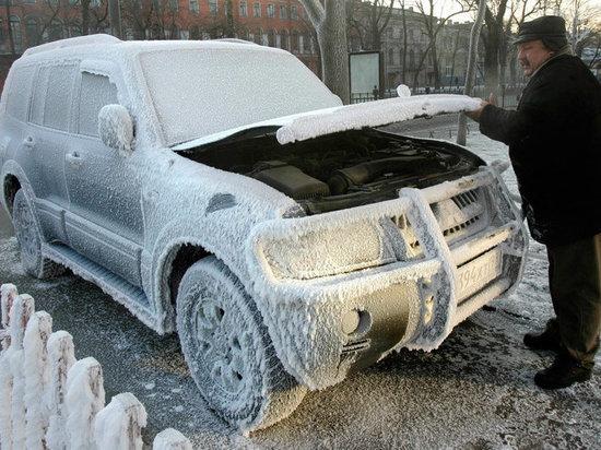 Жители Тверской области столкнутся с похолоданием до -27 градусов