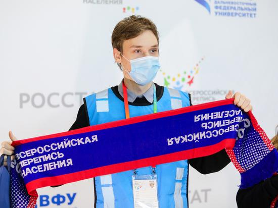 В переписи населения Хабаровского края поучаствуют студенты