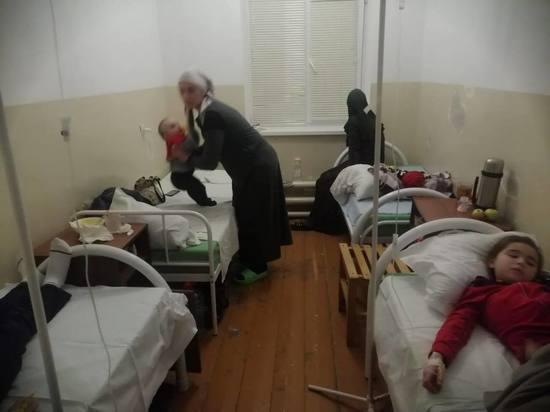 Более 70 человек отравилось в Буйнакске
