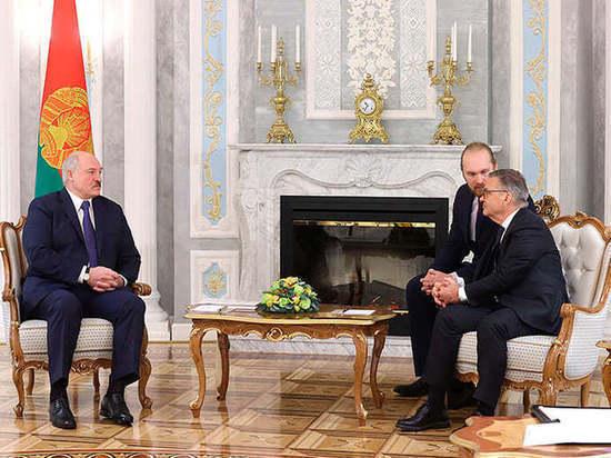 Президент IIHF Фазель рассказал о визите в Белоруссию
