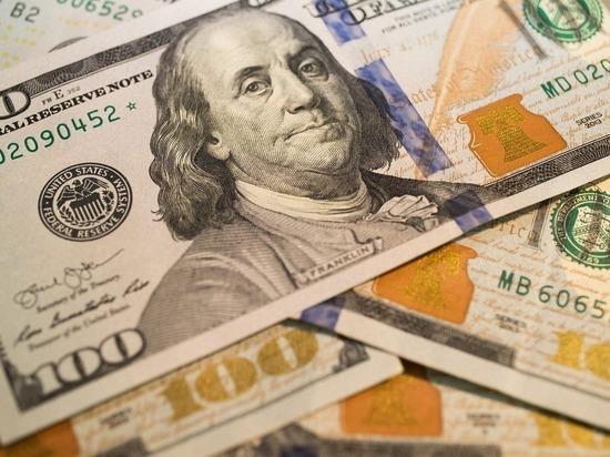 Фальшивые доллары обнаружили в псковском банке