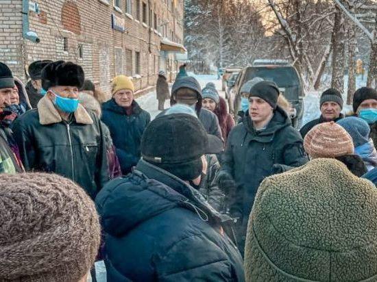 В проблему снабжения водой поселка Спутник под Томском вмешался депутат гордумы