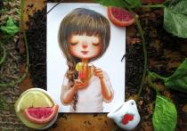 В Рассказове создают арт-объект на чайную тему