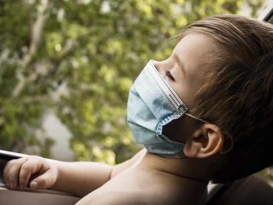 Перечислены симптомы «британского» коронавируса у детей