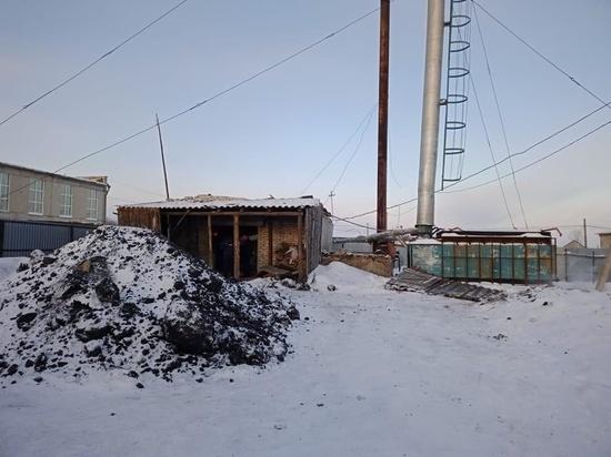 Спасатели извлекли курганца из-под завалов котельной в школе
