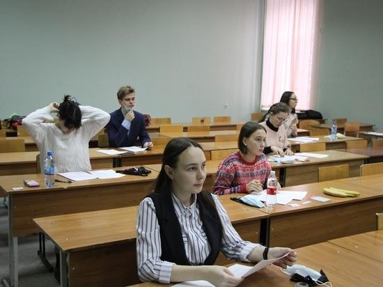 В Рязанской области всероссийские школьные олимпиады проходят в очной форме