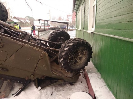 В ДТП на севере Тамбова погиб один человек