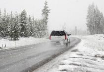 В Рязанской области объявлено метеопредупреждение из-за снегопада и ветра