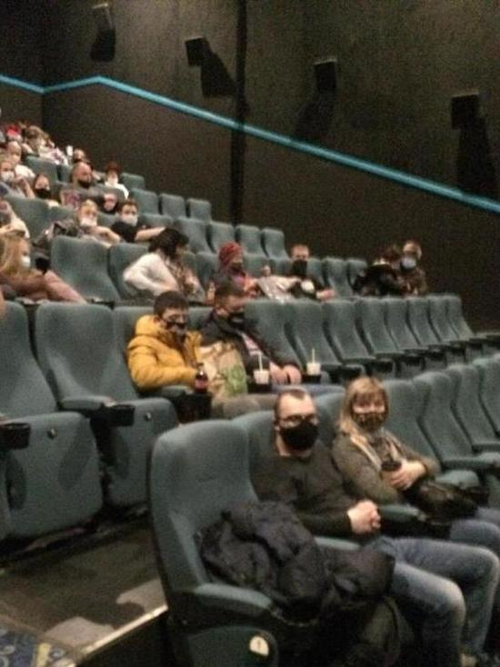 В Тамбове снова проверили кинотеатры на соблюдение санитарного режима