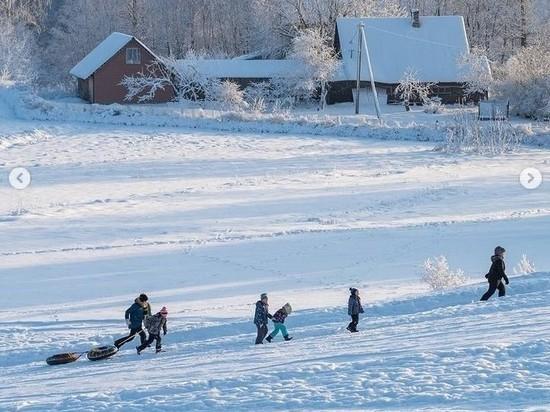 11 тысяч человек посетили Изборск в новогодние каникулы