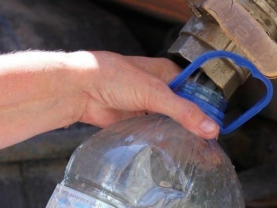 Еще один дагестанский город перешел на привозную воду