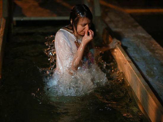 На Крещение в Рязанской области подготовили 26 купелей
